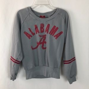 Alabama crew neck sweatshirt